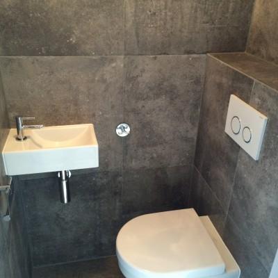 Toilet renovatie Krommenie