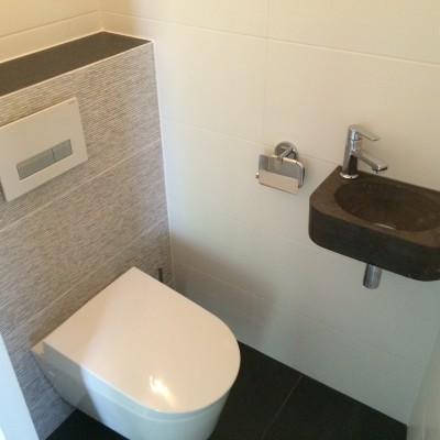 Toilet renovatie Almere