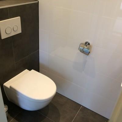 Toilet renovatie Castricum