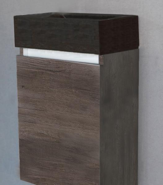 fonteinkast-trendline-stone-l-r-century-oak